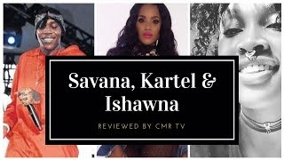Vybz Kartel Mhm Hm - Ishawna Trending On Youtube - Savana Painter Creative New Talent