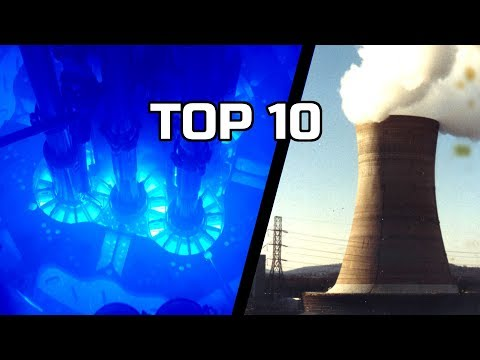 10 World's Largest Nuclear Power Plants