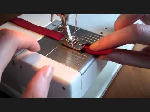 Rouleau Cord Sewing Tutorial