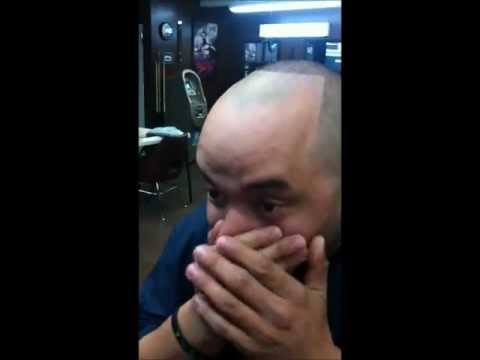 BARBERSHOP HAIRCUT GONE WRONG