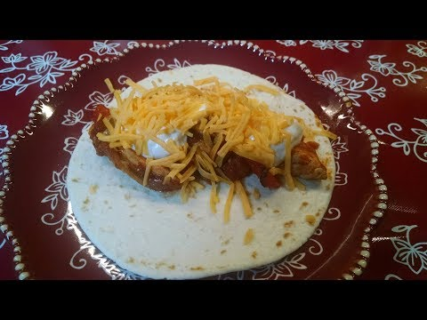 How to Make  Easy Chicken Fajitas