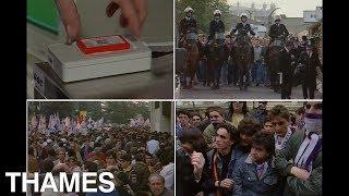 Download Football Violence | Hooliganism | ID card scheme | European football | This Week | 1989 Video