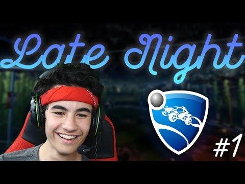 Rocket League: INTENSE OVERTIME (Late Night #1)
