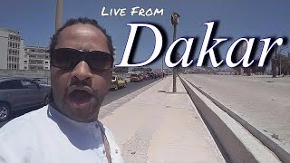 Senegal Dakar Downtown 2nd Vlog