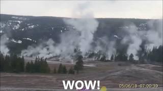 Yellowstone@Night Highlights 5/6/2018