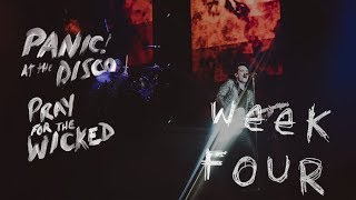 Panic! At The Disco - Pray For The Wicked Winter Tour (Week 4 Recap)