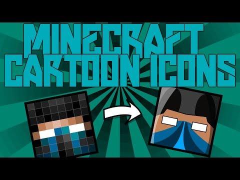 Tutorial: Easy Minecraft Cartoon Avatars (Photoshop) ✔
