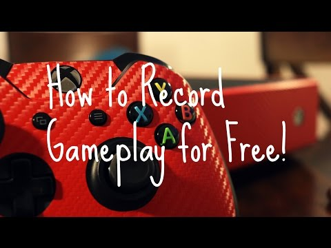 How to Record Gameplay for Free!