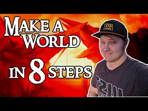 Make a D&D World In 8 Steps!