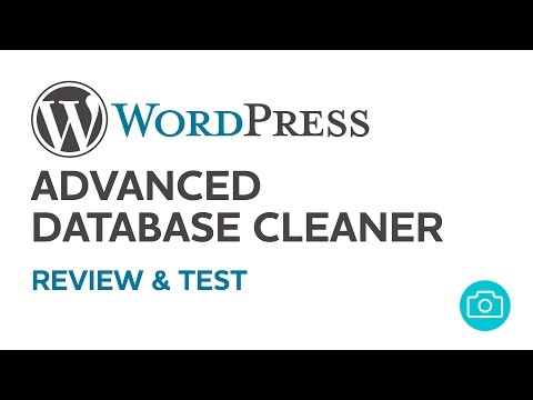 WordPress - Cleaning and Optimizing Your Database