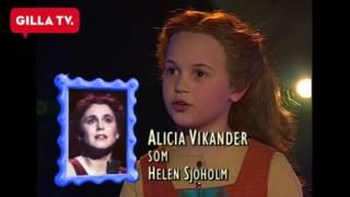 Se Alicia Vikanders magiska framträdande i Småstjärnorna som 8-åring