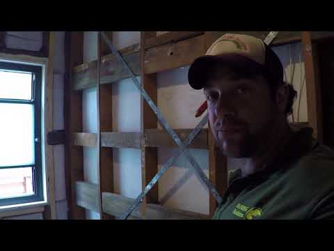 How to SAFELY cut in opens to an existing home