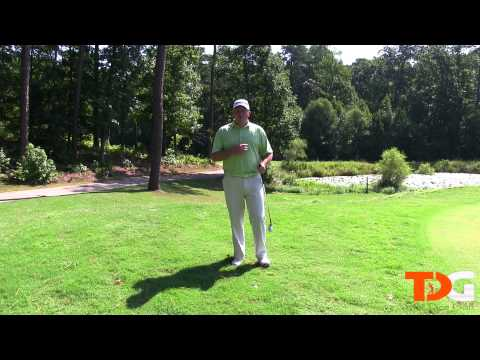 Chipping Tips & Pitching Tips - Tyler Dice Golf