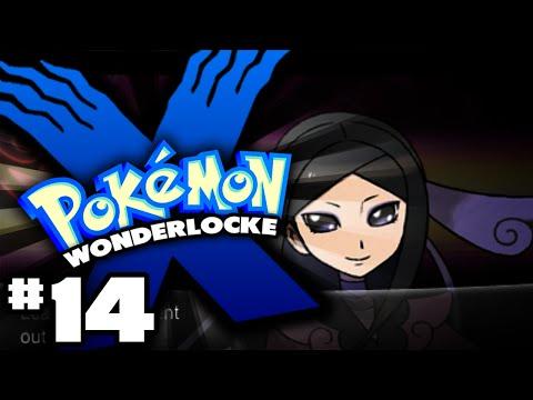 Pokemon X Wonderlocke!! - Episode 14 ~ FURFROU'S OPPORTUNITY, MEGA GENGAR