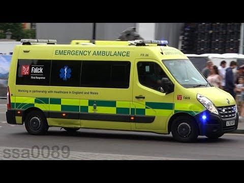 Falck Ambulance London [GB | 7.2017]