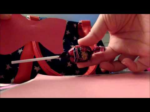 DIY Butterfly Lollipop Valentines! Valentines Collab!