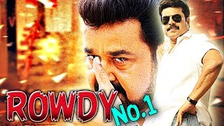 Rowdy No.1 (2018) | New South Indian Full Hindi Dubbed Movie | 2018 New Released Hindi Dubbed Movie