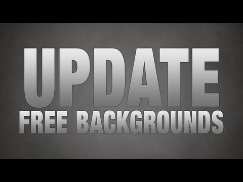 Update Free Backgrounds