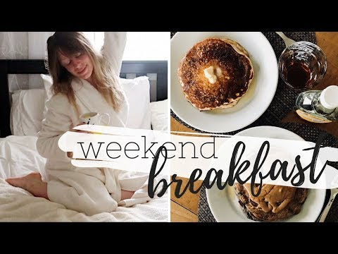 WEEKEND VEGAN BREAKFAST RECIPES (Healthy)