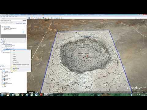 Image Overlay Google Earth