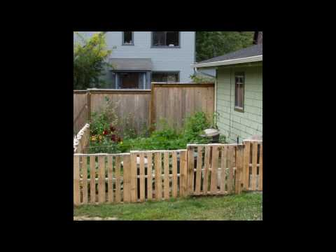 The Best Garden Fence Ideas 2016