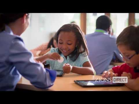 Sylvan Learning Center – Speaking on Business