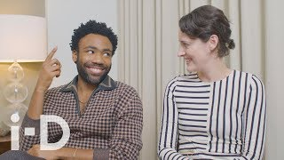 Donald Glover on Playing
