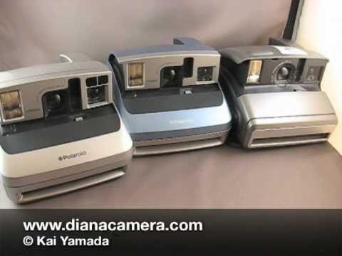 Polaroid - One600 Camera Loading