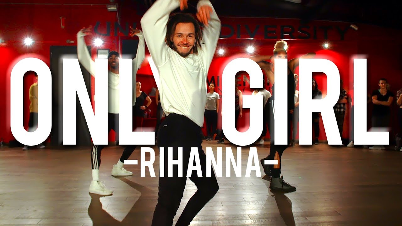 Rihanna - Only Girl (In The World)    Hamilton Evans Choreography