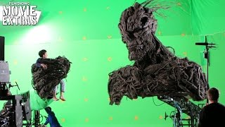 Go Behind the Scenes of A Monster Calls (2017)