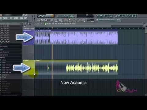 How To Make Acapella In Fl Studio Easy