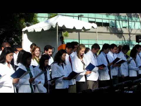 Class of 2015 UC San Diego School of Medicine,  OATH OF HIPPOCRATES,
