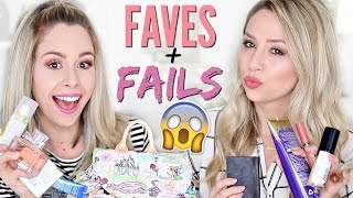 MARCH FAVORITES + FAILS | DRUGSTORE, HIGHEND, + MORE!