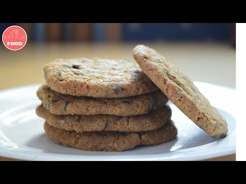 Vegan Chocolate Chip Cookies - Christmas Special │Episode 088│ I'll Eat For Food - 2017 Rewind