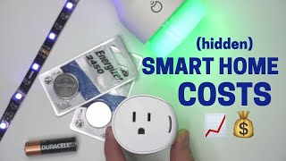 Hidden Costs of a Smart Home (how much I spend)