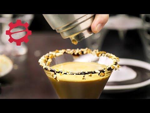 Salted Caramel Espresso Martini Recipe
