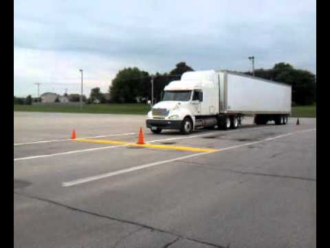 How To Pass The Iowa CDL Skills Test