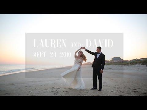 Lauren & David | September Country Club Wedding