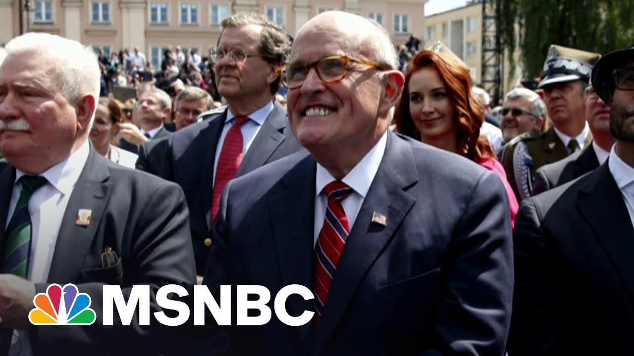 Rudy Giuliani Does Have A Lot To Worry About, Says State Attorney | Morning Joe | MSNBC