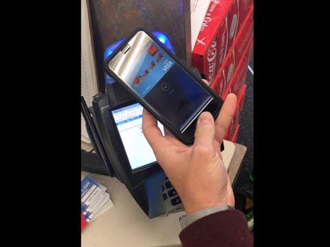 Using Apple Pay and a digital Balance Rewards card at Walgreens