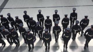 RAF FlashMob For The Queen