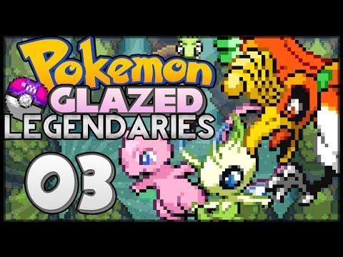 Pokémon Glazed Legendaries   Ho-Oh, Celebi and Mew!