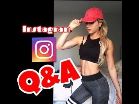 Weight Gain/ My Biggest Motavation/ Instagram Q&A