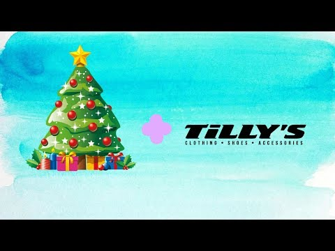 TILLY'S HAUL + WHAT I GOT FOR CHRISTMAS 2017   Maya's Diy Channel