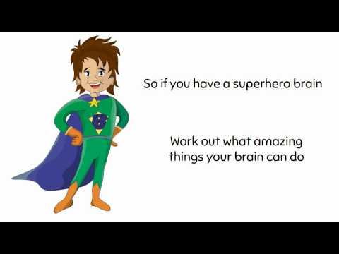 Understanding Autism: The Superhero Brain explains sensory issues