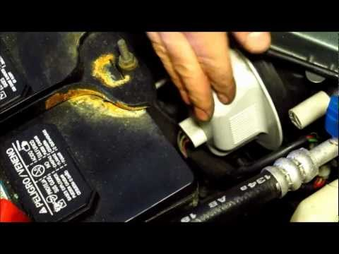 Subaru Outback Headlight Replacement - 03 LL Bean Wagon with H1 bulb