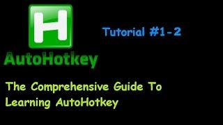 AHK] The Complete Guide To AutoHotkey Tutorial 1-1 - PakVim