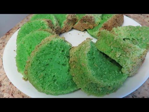 Banh bo nuong (honeycomb cake)