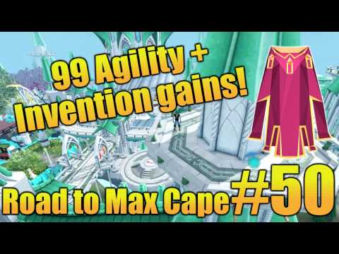 99 Agility + 13 Invention levels! (RTM #50)