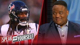 Texans trading Clowney is smart & Deshaun Watson gets some help— Whitlock   NFL   SPEAK FOR YOURSELF